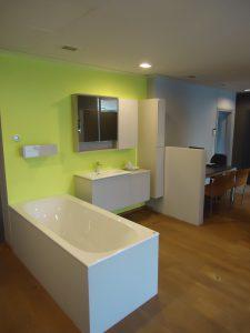 Showroom - Nelissen Badkamer en Sanitair Specialist